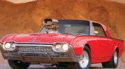 форд мустанг 1961