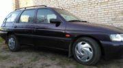 фара форд эскорт 1997