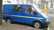 грузовой микроавтобус форд транзит