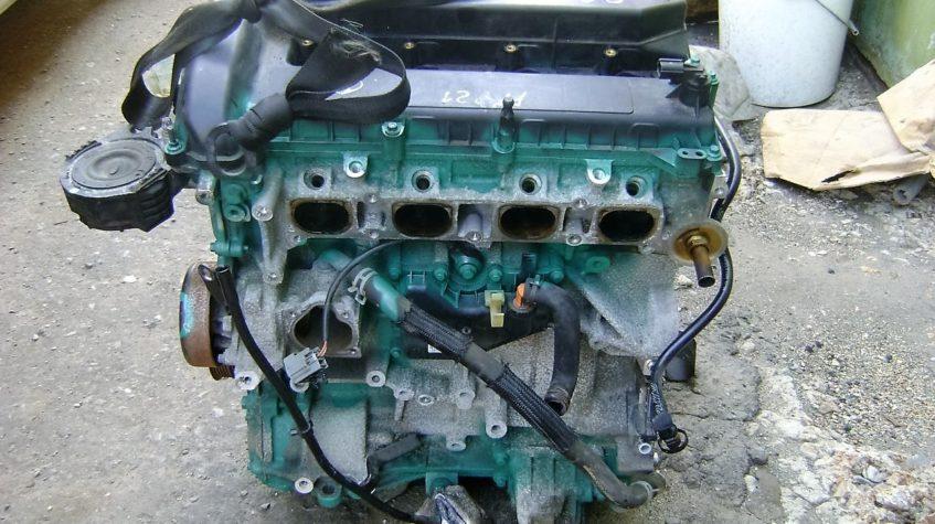 двигатель ford focus 2 1 8