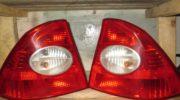 ford focus 2 задние фонари