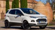 форд экоспорт 2016 новый кузов фото цена
