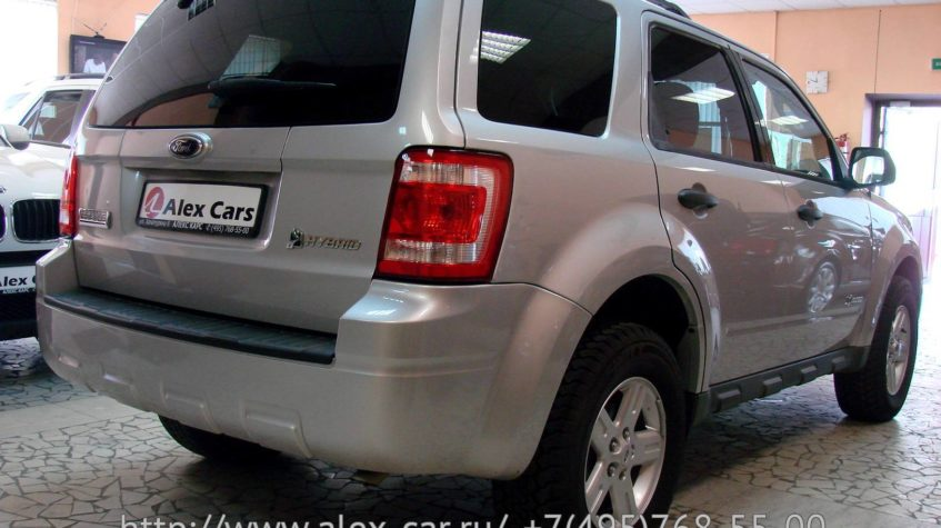 ford escape hybrid продажа