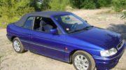 форд эскорт 1995 1 6 бензин