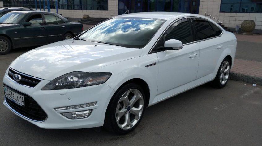 форд мондео 2014 года
