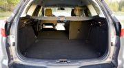 ford focus размер багажника