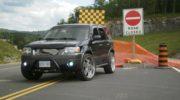 тюнинг авто фар форд эскейп 2001г