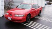 форд таурус 1994 года