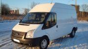 форд транзит грузовой фургон фото цена бу