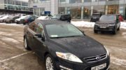 продажа ford mondeo iv в москве