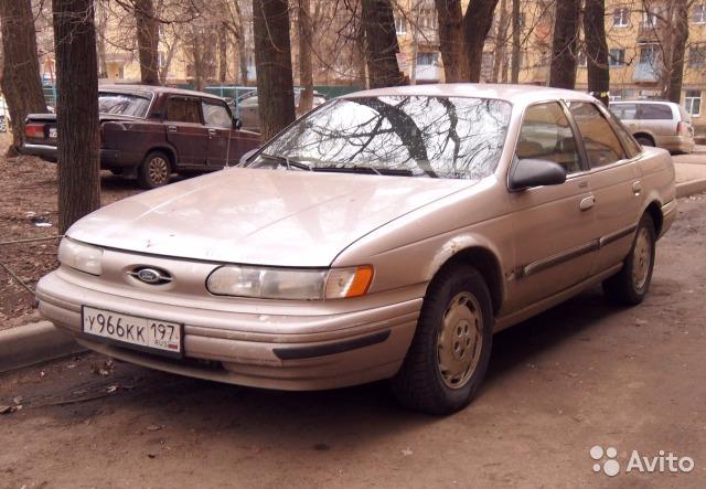 форд таурус бу в москве