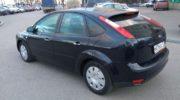 форд фокус 2008 года