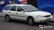ford mondeo 1999 универсал