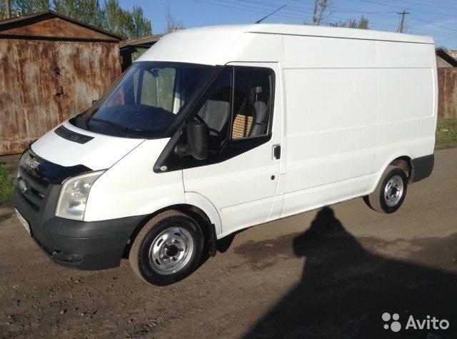 авито форд транзит микроавтобус