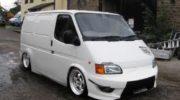 тюнинг форд транзит 1992