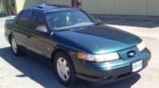 форд таурус 1995 фото