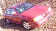 форд таурус 1989