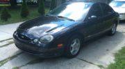 форд таурус 1997 года