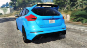 ford focus 3d
