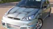 форд фокус 2 тюнинг своими руками фото