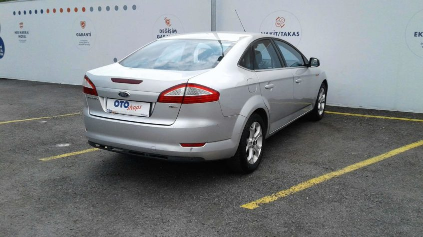 ford mondeo 2 0 tdci 140