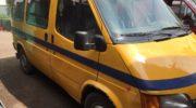 форд транзит 1991
