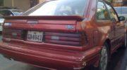 форд эскорт 89