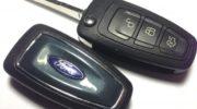 ключи ford focus 3