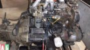 двигатель ford transit 2 5 d