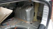 багажник ford focus 1