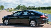 форд мондео 4 черный фото
