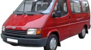 форд транзит 1986