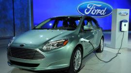 форд фокус электромобиль купить