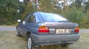 форд эскорт 1991 года