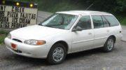 стекло форд эскорт 1997