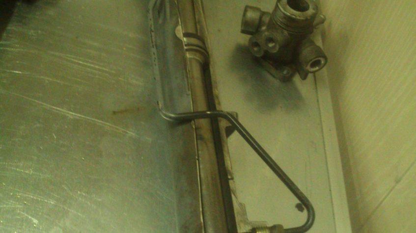 ремонт рулевой рейки ford mondeo