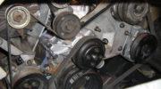 замена ремня генератора ford focus