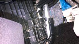 как заменить фильтр салона форд фокус 3