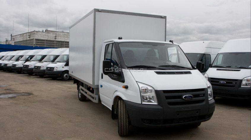 форд транзит грузовой фургон фото цена
