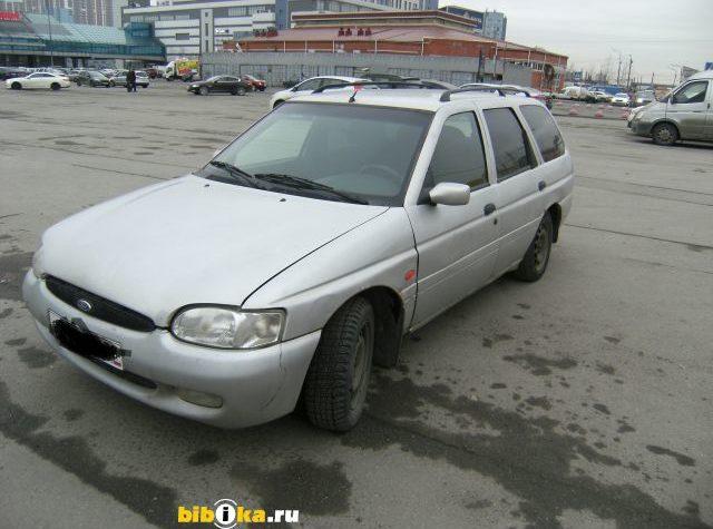 форд эскорт 1991 1 6 инжектор