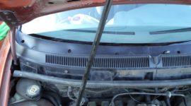 форд мондео фильтр салона где находится