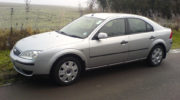 ford mondeo 2003 год