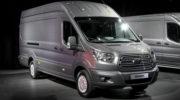 форд транзит грузовой фургон фото цена новый
