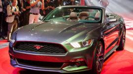 форд мустанг кабриолет цена в россии