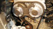замена грм ford focus 1