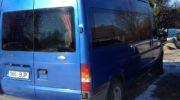 деловое купе на базе ford transit