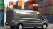 ford transit 7 generation
