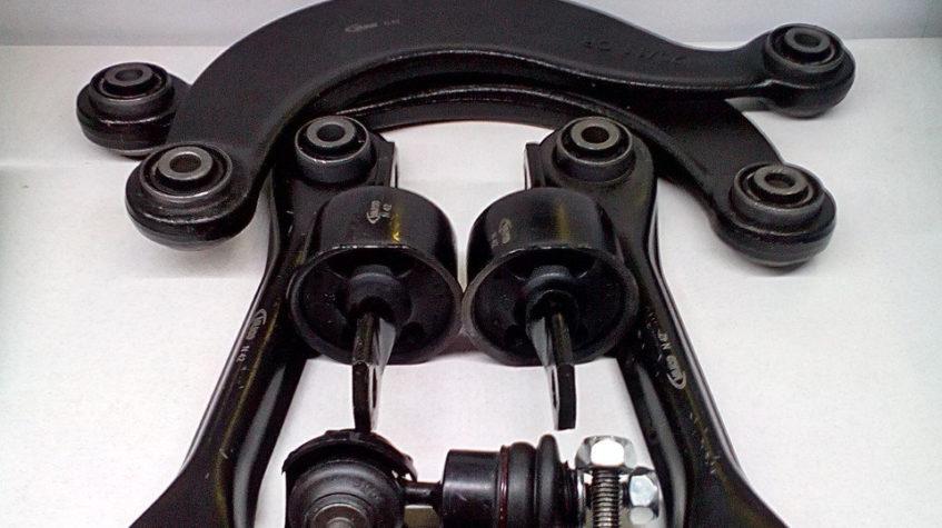 комплект рычагов ford focus 2