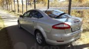 ford mondeo 2008 год