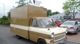 ретро форд транзит